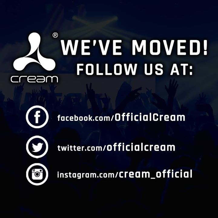 Cream Presents Tour Dates