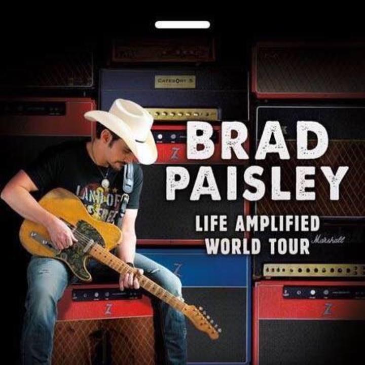 Brad Paisley Fan Club Tour Dates