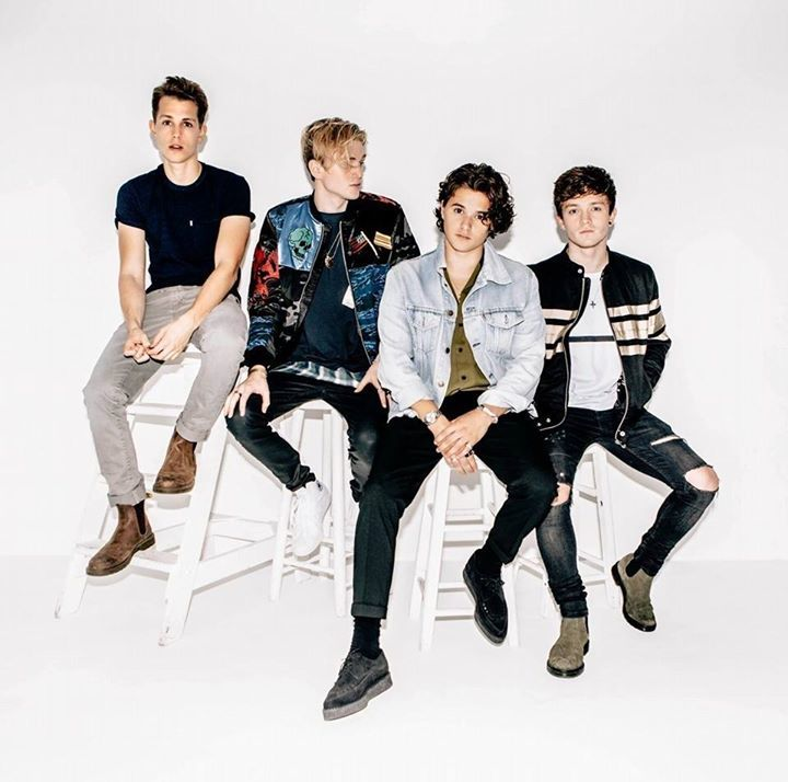 The Vamps México Oficial Tour Dates