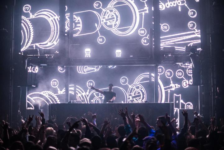 DJ Savi @ MARQUEE  - Las Vegas, NV