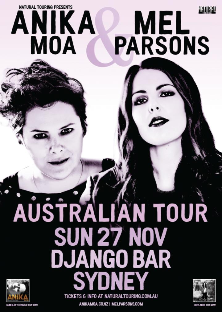 Natural Touring @ Djangos Bar - Sydney, Australia