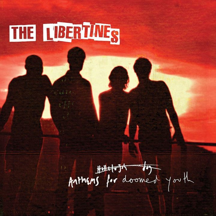The Libertines @ Parr Hall - Warrington, United Kingdom