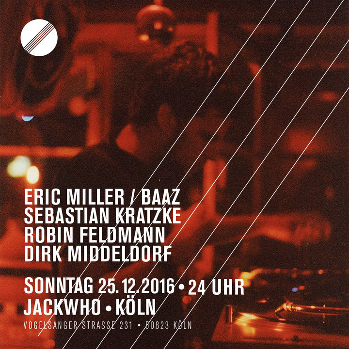 200 @ JackWho - Köln, Germany