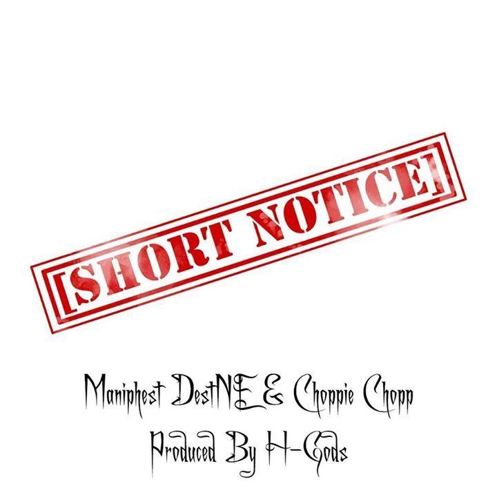 Maniphest DestNE Tour Dates