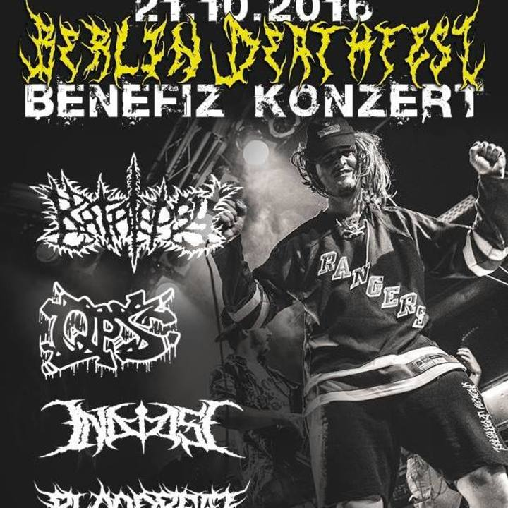 In Demise Tour Dates