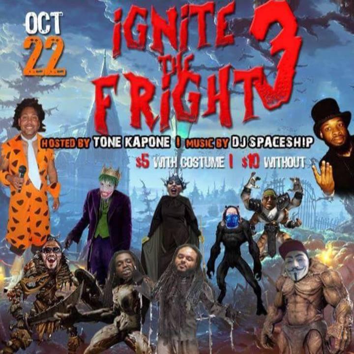 Ignite The Night Tour Dates