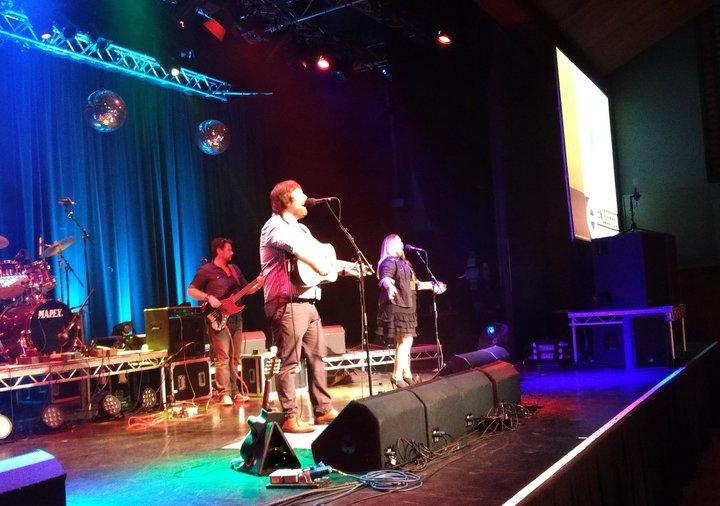 Deep River  @ Glasgow Grand Ole Opry - Glasgow, United Kingdom