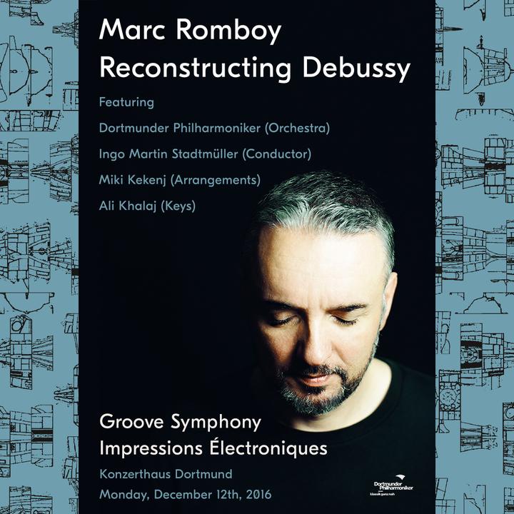 Marc Romboy @ Konzerthaus Dortmund - Dortmund, Germany