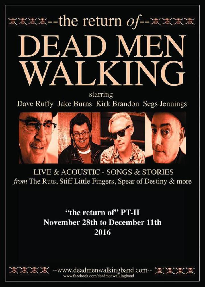Ruts D.C. @ Wedgwood Rooms - Portsmouth, United Kingdom