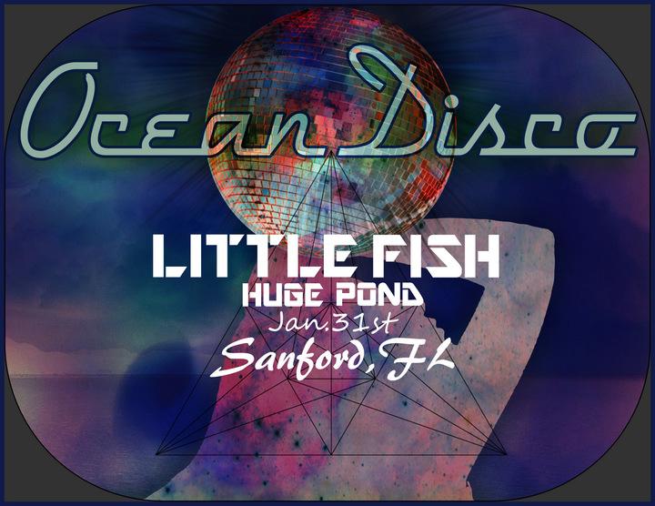Ocean Disco @ little fish HUGE pond - Sanford, FL