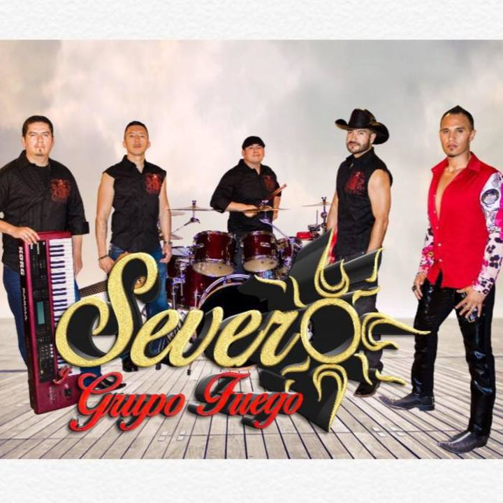 Severo Martinez Y Grupo Fuego @ Cities of Gold Casino - Golden Cantina  - Santa Fe, NM