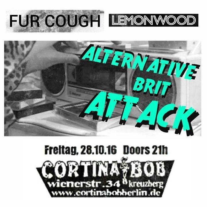 Fur Cough Tour Dates