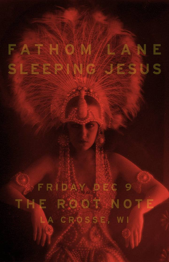 Fathom Lane @ the Root Note - La Crosse, WI