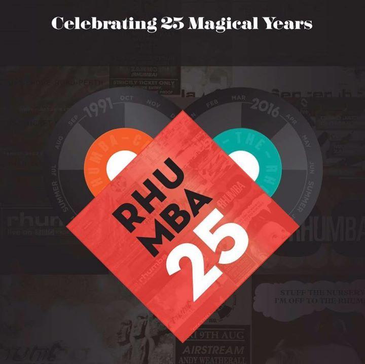 The Rhumba Club Tour Dates