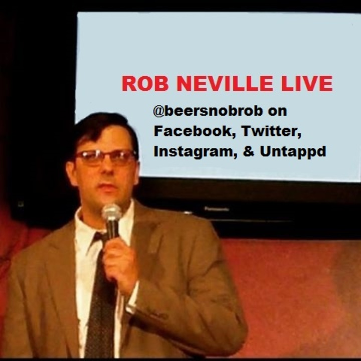Rob Neville @ Blue Room Comedy Club - Springfield, MO