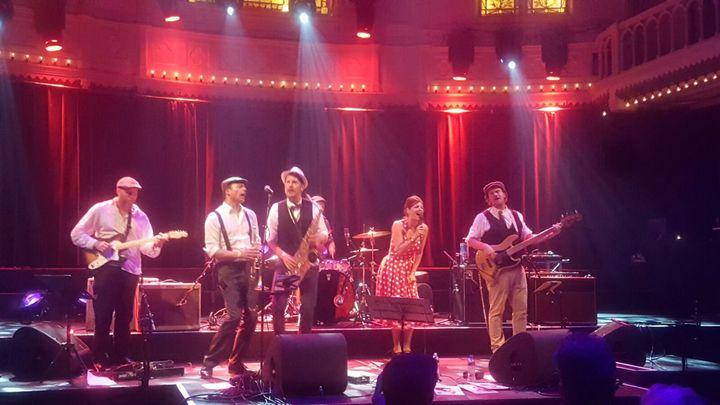 Swing & Tell @ Pension Homeland - Amsterdam, Netherlands