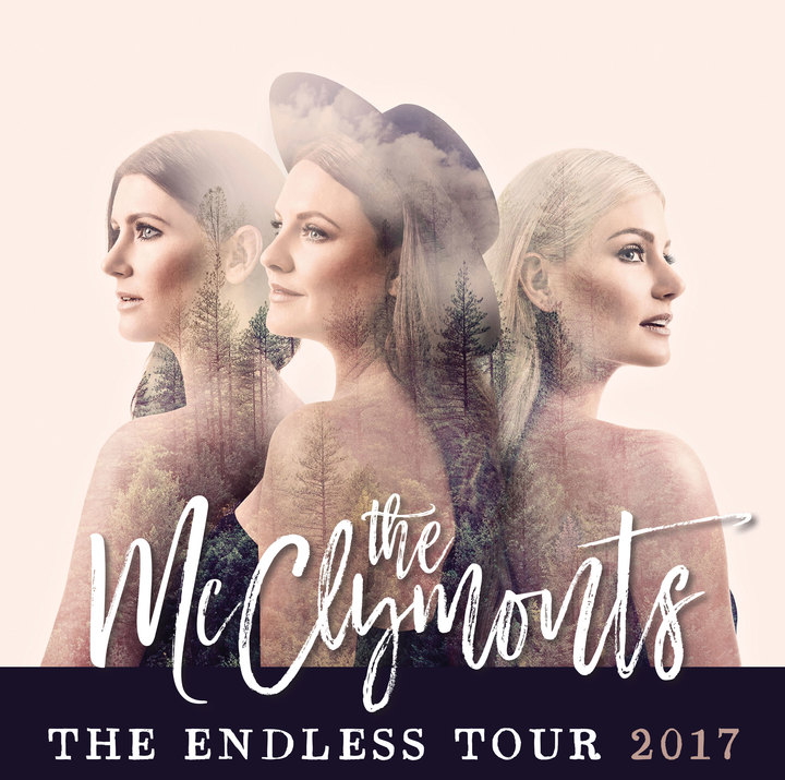 The McClymonts @ Wrestpoint Entertainment Centre (Ph. 1300 795 257) - Hobart, Australia