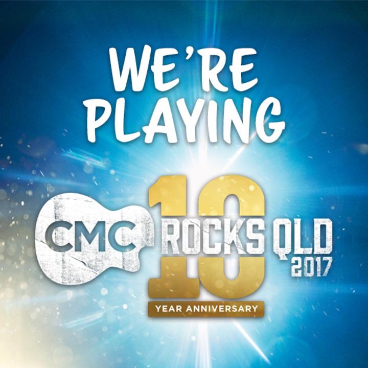 The McClymonts @ CMC Rocks QLD 2017 - Ipswich, Australia