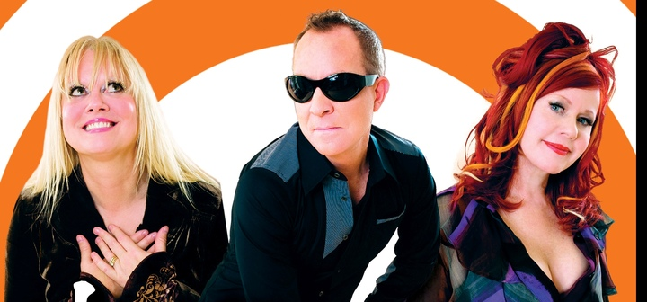 The B-52's @ Kleinhan's Music Hall - Buffalo, NY