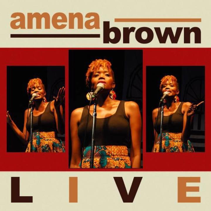 Amena Brown Tour Dates