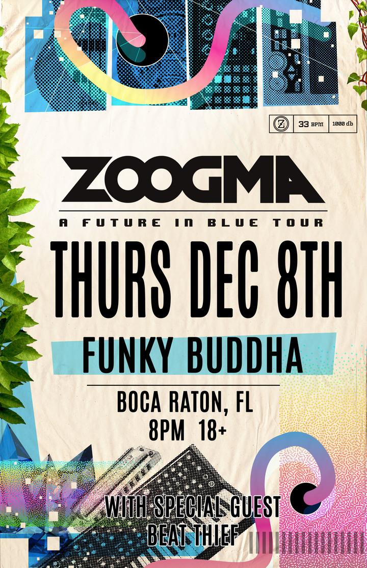 Zoogma @ Funky Buddha Lounge - Boca Raton, FL