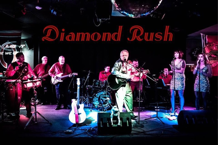 Diamond Rush @ Alibi - St Charles, IL