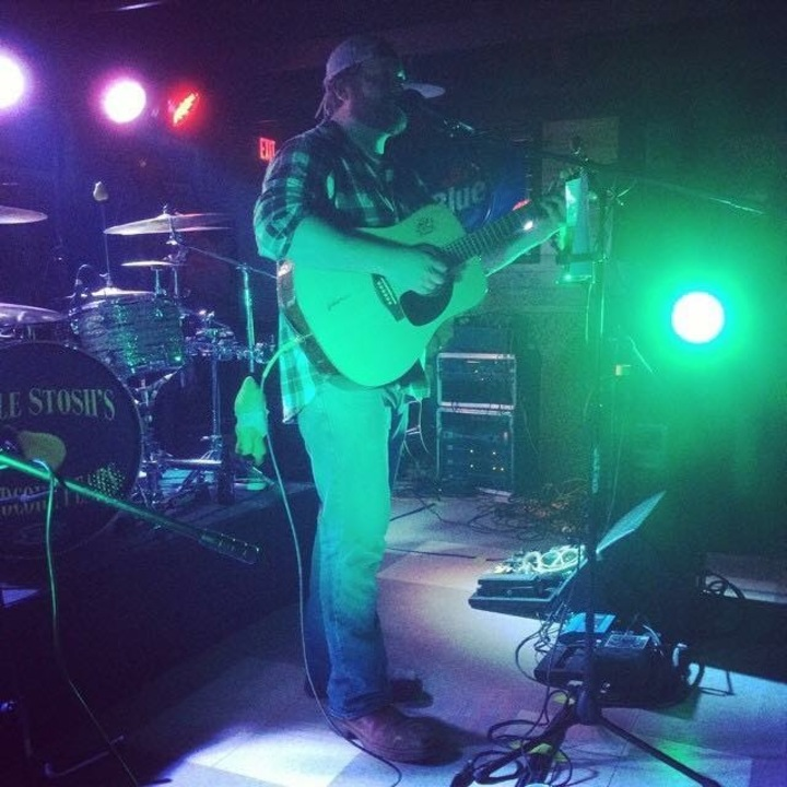 Justin Raynor @ Gas Light Bar & Grill - Wellsboro, PA