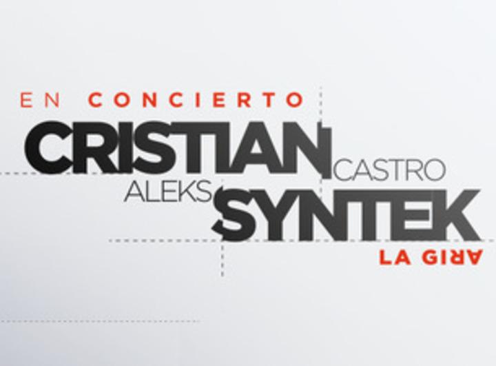 Cristian Castro  (Club) @ Auditorio Banamex - Monterrey, Mexico