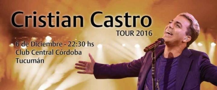 Cristian Castro  (Club) @ Microestadio Central Córdoba - San Miguel De Tucumán, Argentina
