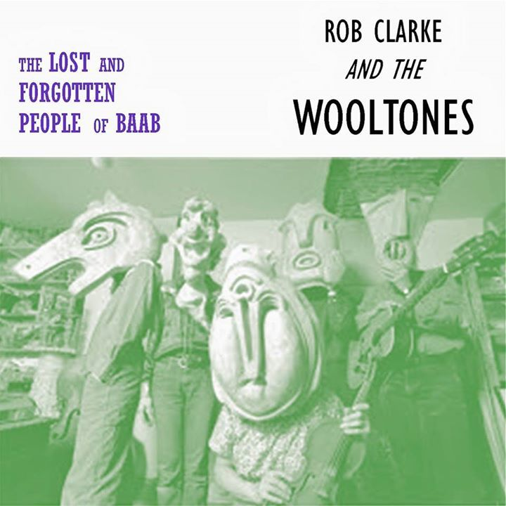 Rob Clarke and The Wooltones Tour Dates