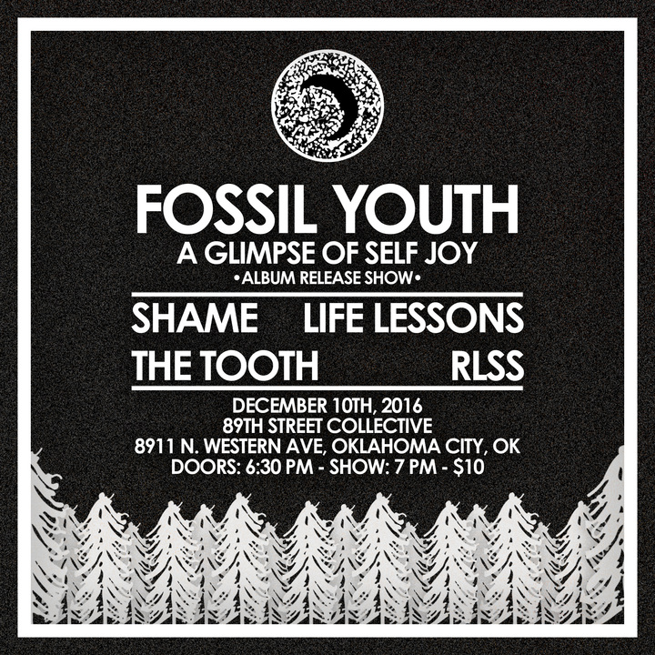 Fossil Youth @ 89th Street Collective - Oklahoma City, OK