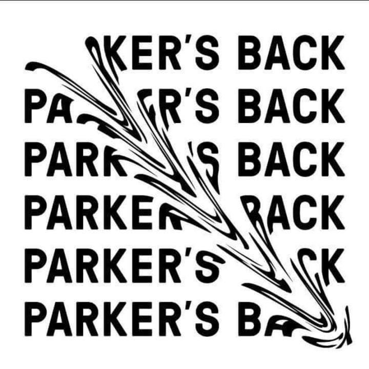 Parker's Back Tour Dates