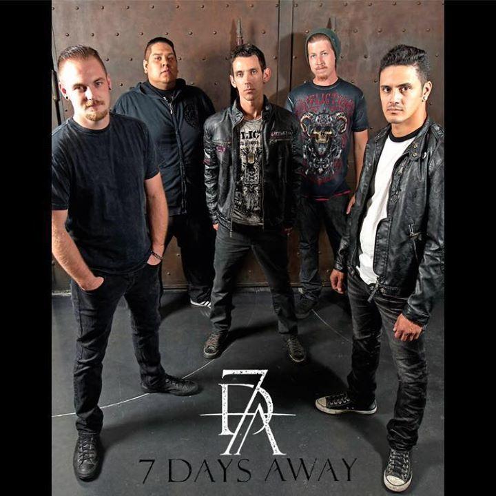 7 Days Away Tour Dates