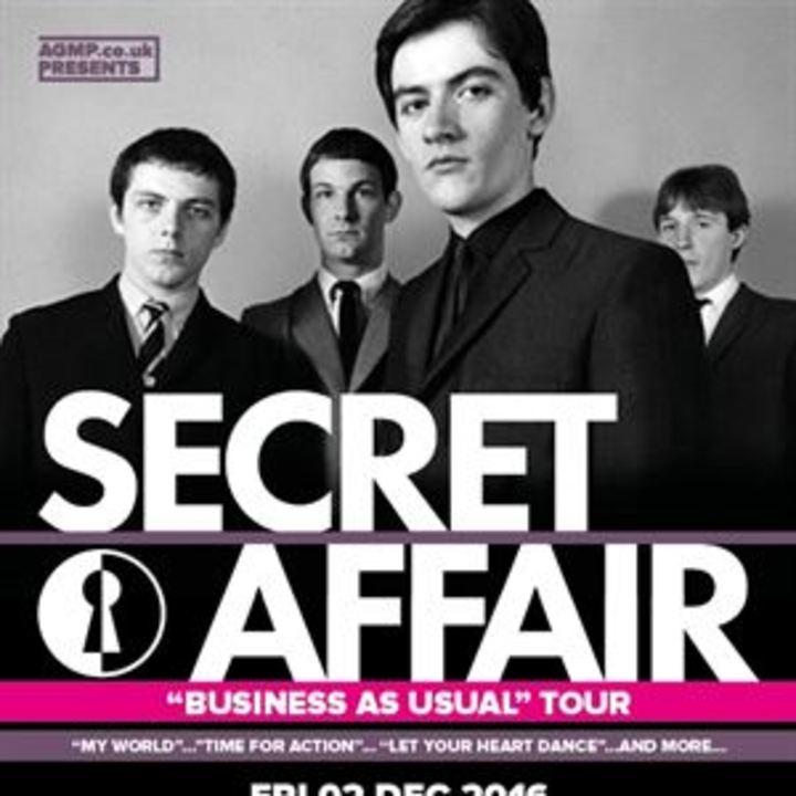 Secret Affair Official @ Patterns - Brighton, United Kingdom