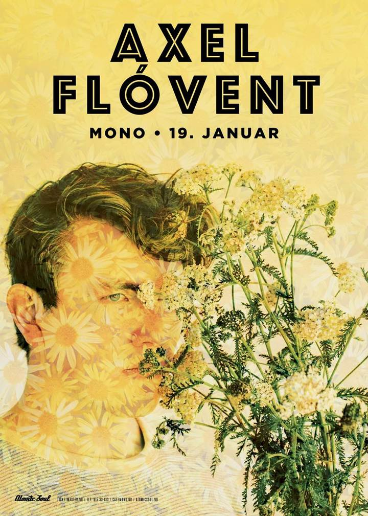 Axel Flovent @ Mono - Oslo, Norway