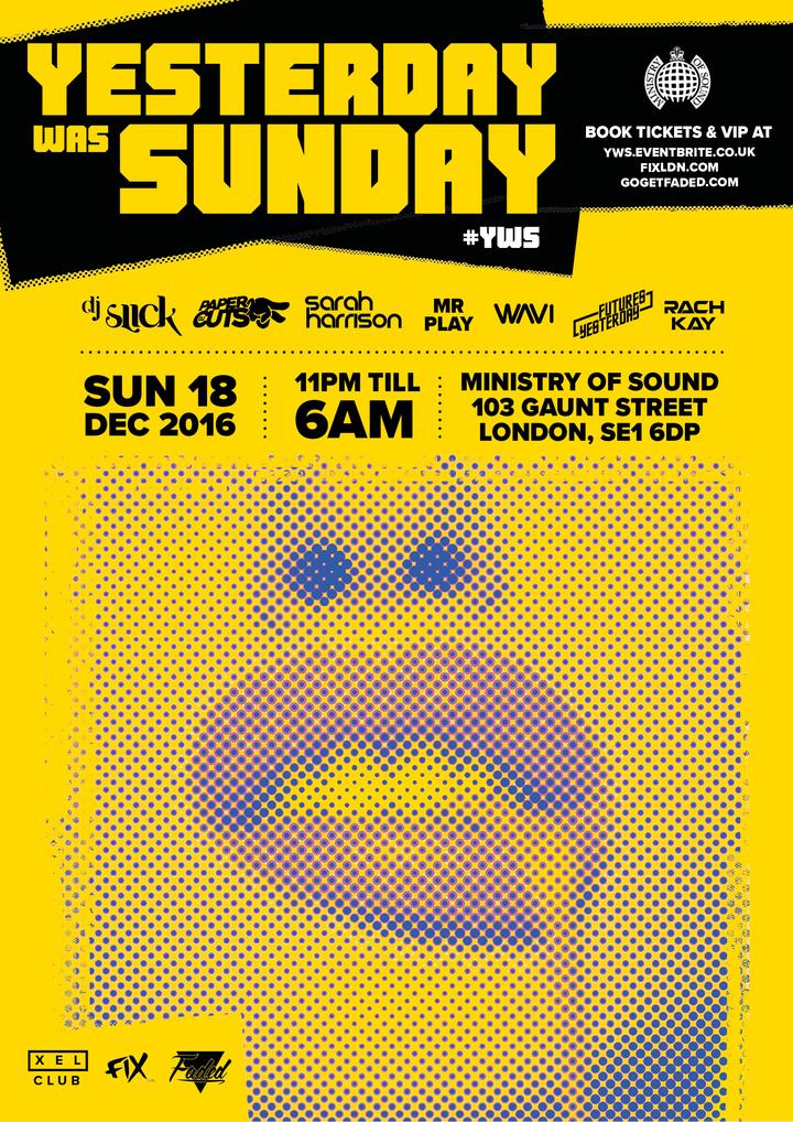 Sarah Harrison @ Ministry Of Sound - London, United Kingdom