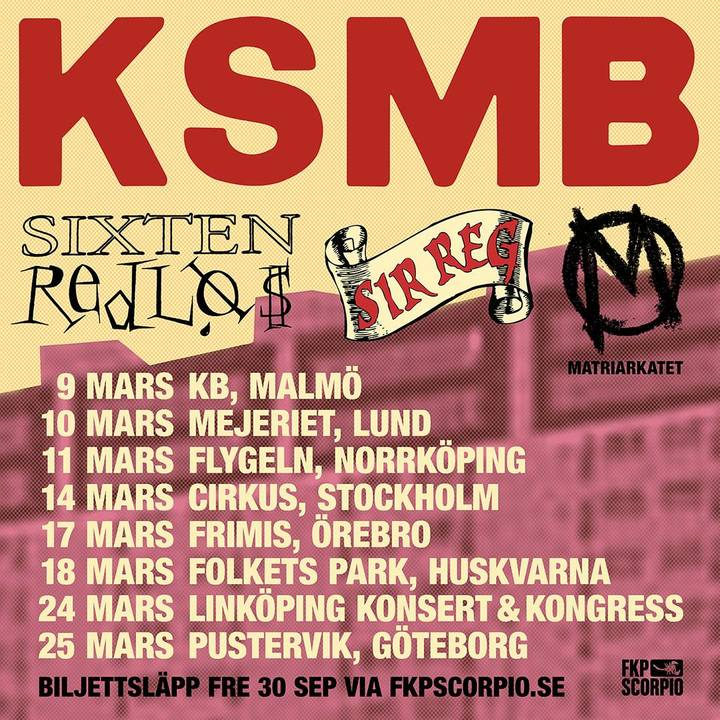 Matriarkatet @ KB - Malmö, Sweden