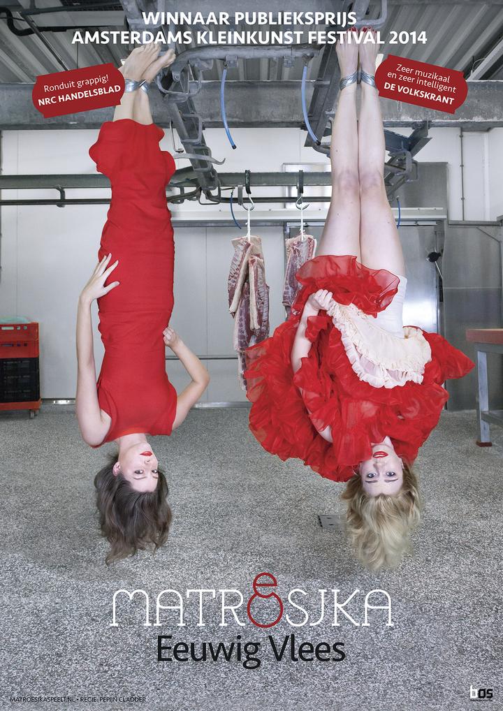 Matroesjka @ Theater de Bussel - Oosterhout, Netherlands