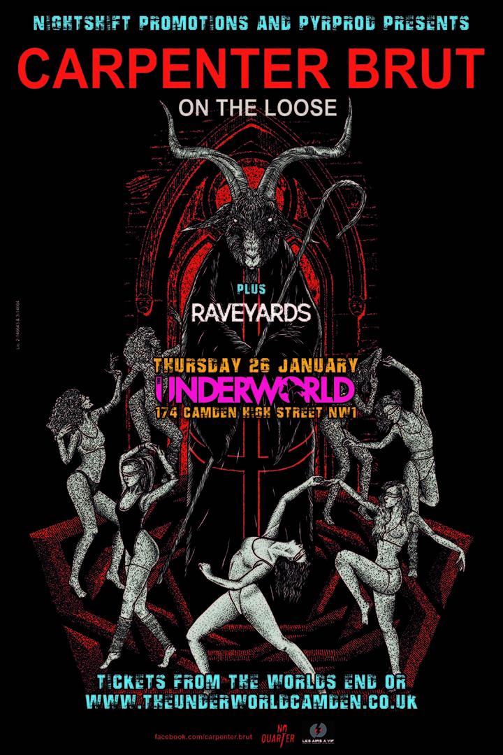 The Underworld Camden @ The Underworld - London, United Kingdom