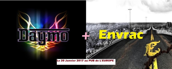 Daymo @ PUB DE L'EUROPE - Istres, France
