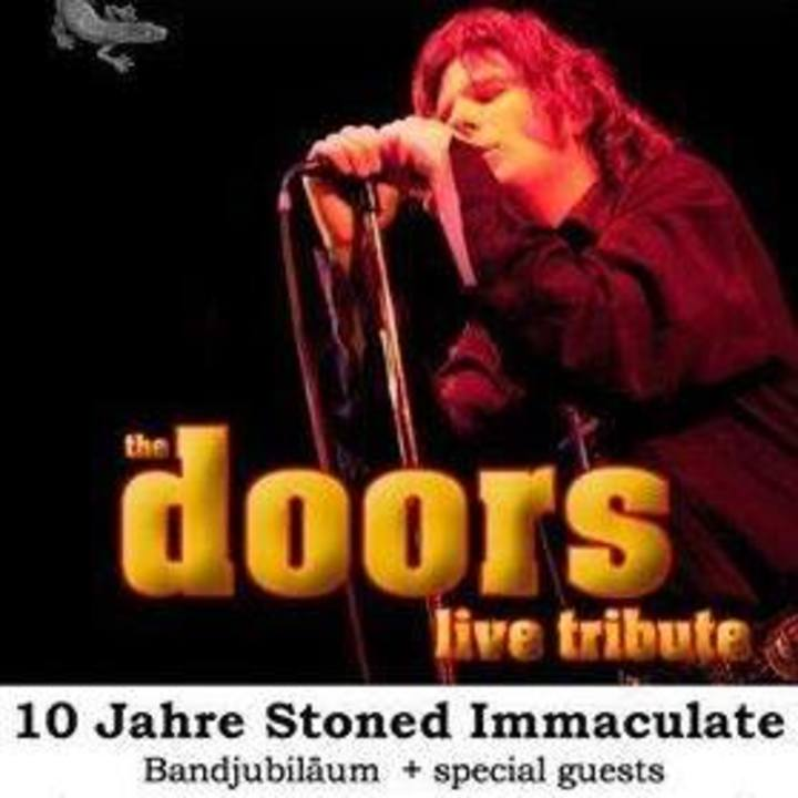 Stoned Immaculate-The Doors Tribute Tour Dates
