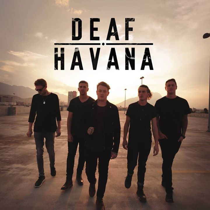 Deaf Havana Tour Dates