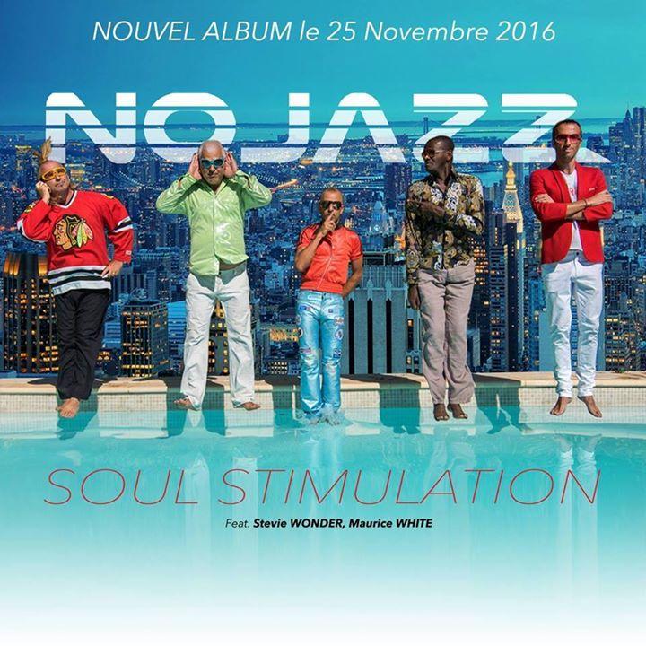 noJazz Tour Dates