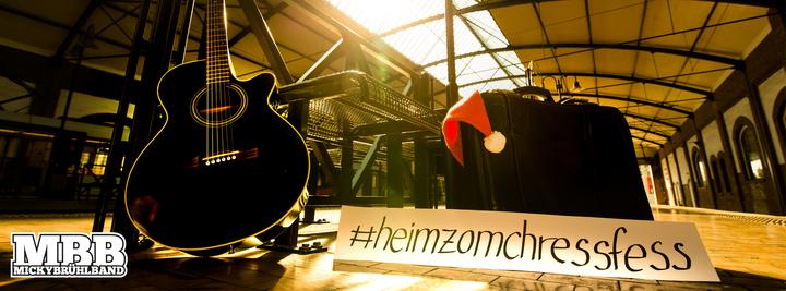 Micky Brühl Band @ Eltzhof - Köln, Germany