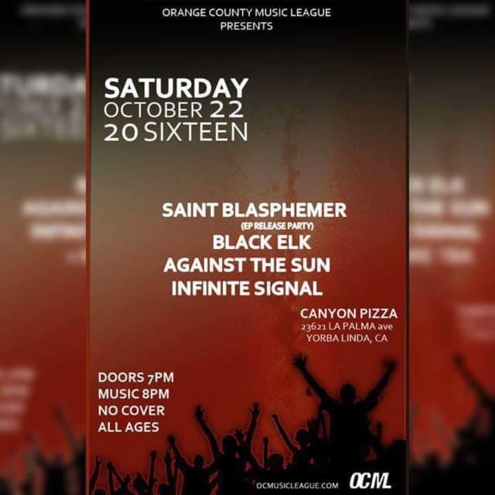 Infinite Signal Tour Dates