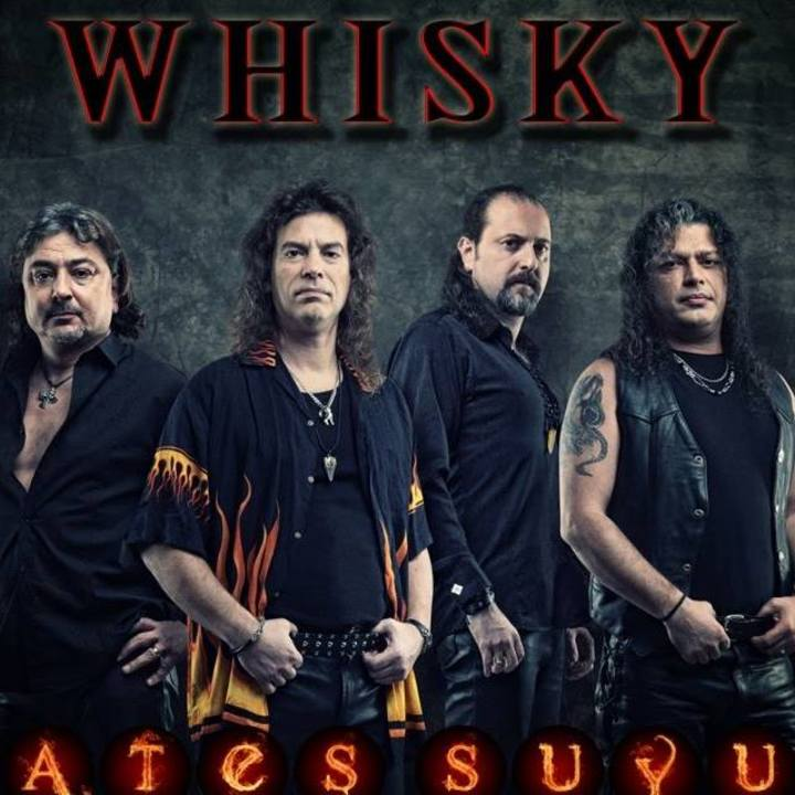 Whisky Tour Dates