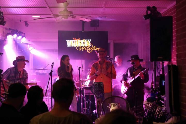 Whiskey Wildfire @ Addy's - Manassas, VA