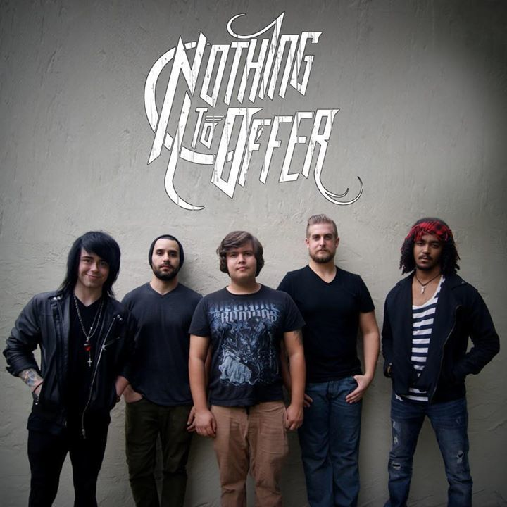 Nothing to Offer Tour Dates