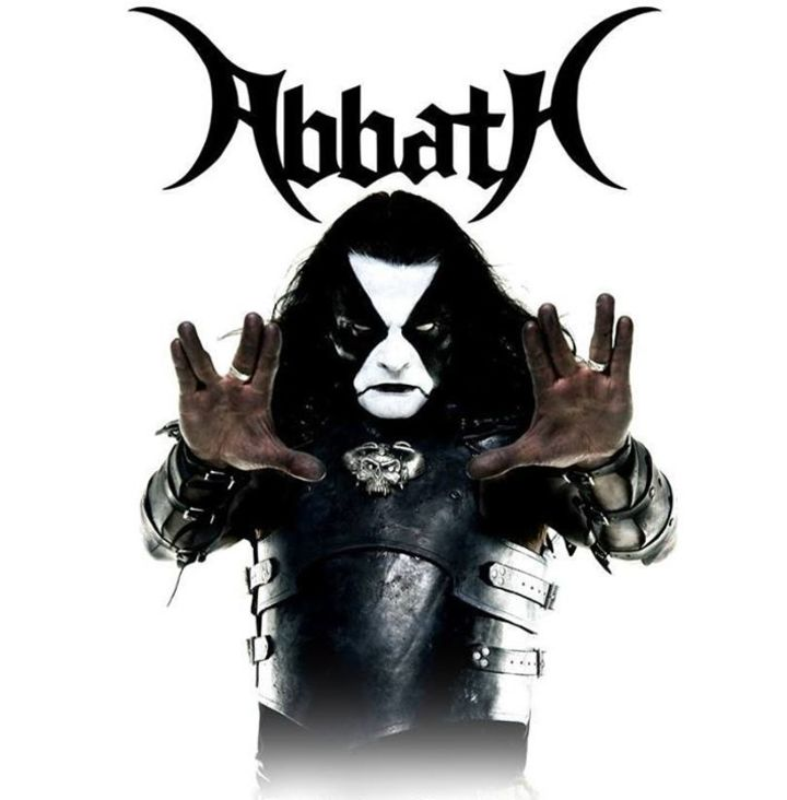 Abbath -Official- Tour Dates