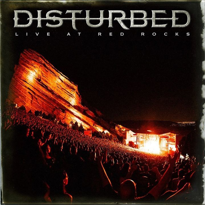 Disturbed @ Arena Treptow - Alt-Treptow, Germany